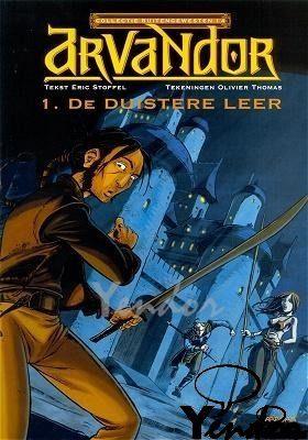 Arvandor 1 - De duistere leer