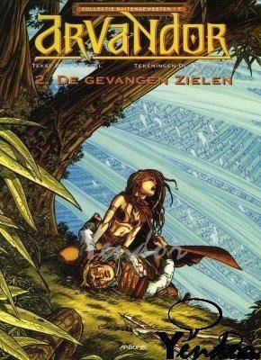 Arvandor 2 - De gevangen zielen