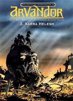 Arvandor 3 - Karra Helesh