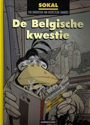 De Belgische kwestie