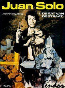 De rat van de straat