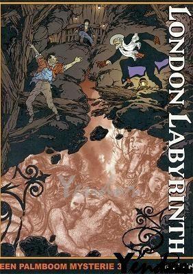 London labyrinth
