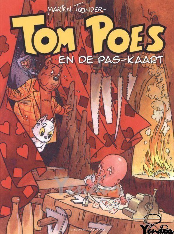 Tom Poes en de paskaart