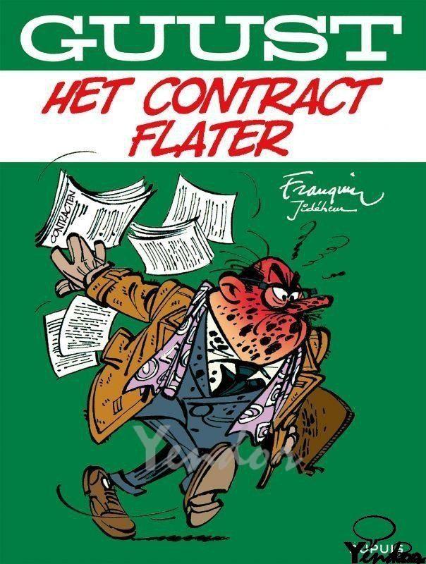 Best of no 7 Het contract Flater