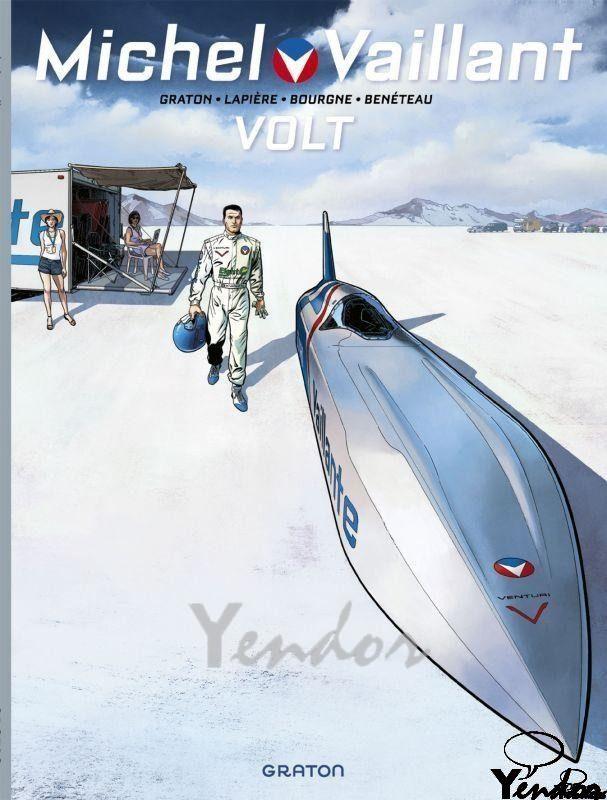 Volt ( uitverkocht herdruk volgt)