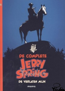 Jerry Spring Integraal 1, luxe editie