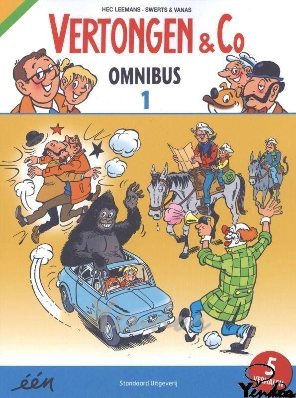 Vertongen & Co Omnibus 1