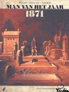 1871 Held van de Parijse commune