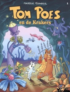 Tom Poes en de krakers