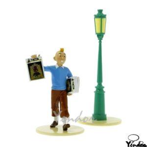 Kuifje met de Tintin