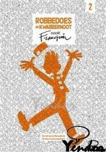 Robbedoes en Kwabbernoot door Franquin