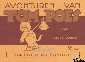 Tom Poes in den Toovertuin