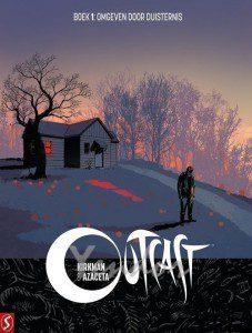 Outcast bundel van deel 1 & 2