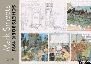 Mark Smeets Schetsboek