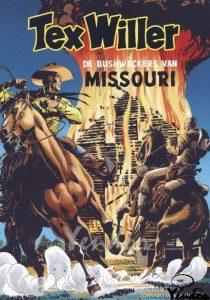 De Bushwackers van Missouri