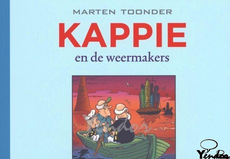 Kappie en de weermakers