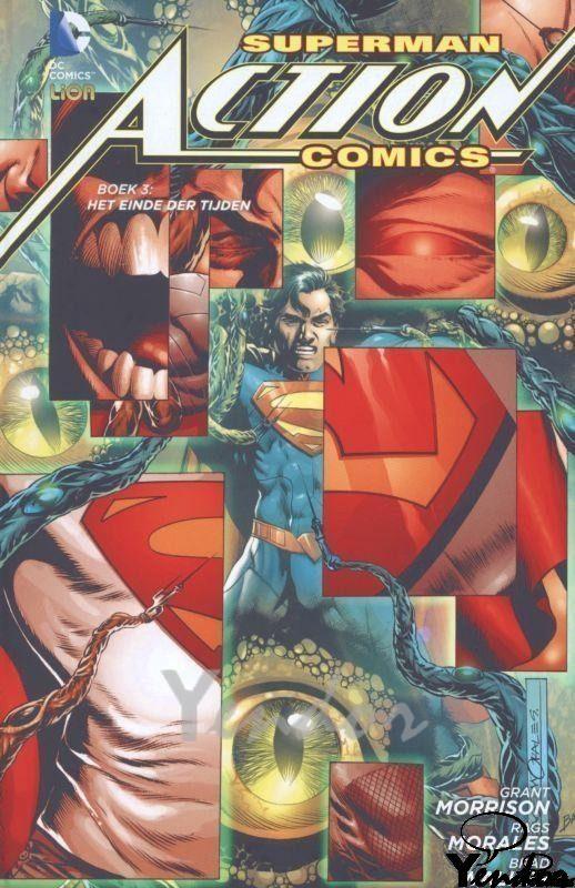 Action Comics 3: Het einde der tijden