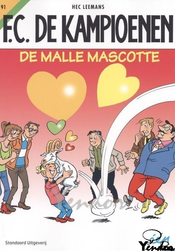 De Malle Mascotte