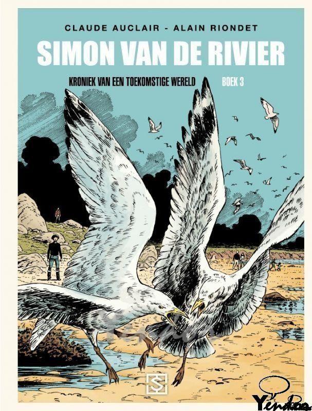 Simon van de rivier integraal 3