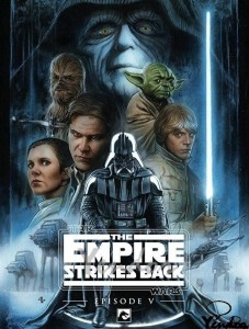 The Empire Strikes Back (remastered)