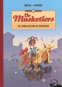 Musketiers, De juwelen van de koningin