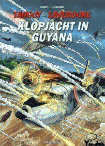 Klopjacht in Guyana