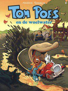 Tom Poes en de woelwater
