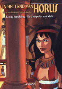 In het land van Horus integraal 1