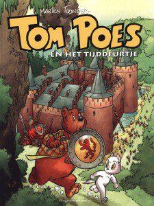 Tom Poes en het tijddeurtje (Muiderslot editie)