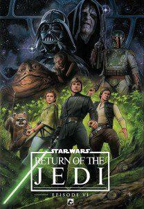 Return of the Jedi ( remastered)