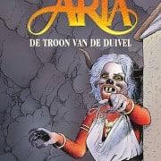 Aria 38 - De troon van de duivel - 9789031435289