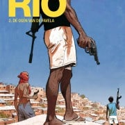 Rio 2 - De ogen van de Favela - 9789462940437