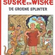 Suske en wiske classics 5 - de groene splinter - 9789002263354