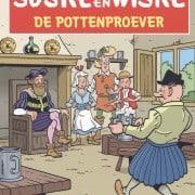 Suske en Wiske - De pottenproever