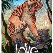love - de tijger - 9789460786310