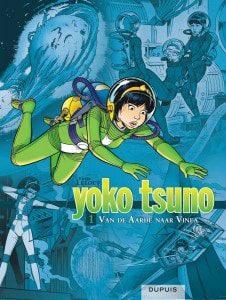 Yoko Tsuno integraal 1 (weer leverbaar!)
