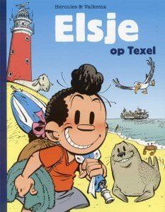 Elsje op Texel