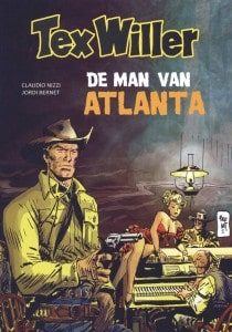 De man van Atlanta