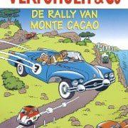 Vertongen & co 20 - De rally van monte cacao - 9789002263590