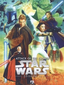 Attack of the Clones (remastered)