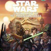 Leren lezen met Star Wars - Redding uit het paleis van Jabba - 9789460786815
