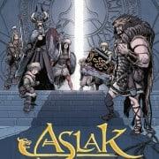 Aslak 5 - Het dodenverblijf - 9789463061230