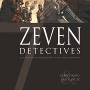 Zeven 11 - detectives - 9789463062497