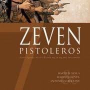 Zeven 12 - Pistoleros - 9789463062503
