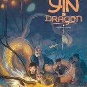 yin en de draak 2 - Gouden schubben - 9789088108068-