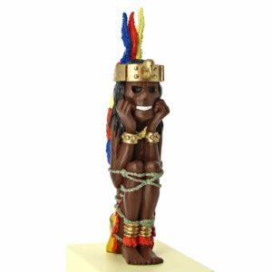 Beeldje Rascar Capac (de mummie)
