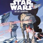 Star Wars leren lezen - At-At aanval - 9789460787638