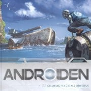 Androiden 2 - Gelukkig hij die als Odysseus -  9789088108044-