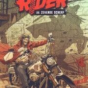 Red Rider 1 - De zevende scherf - 9789002259364