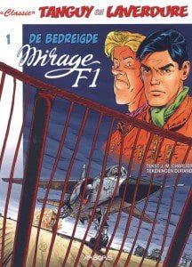 De bedreigde Mirage F1
